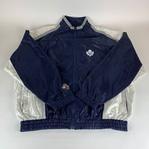 Toronto Maple Leafs NHL CCM Jacket